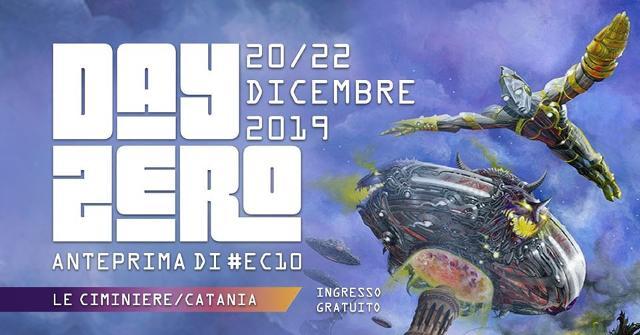 A Natale, a Catania, c'è un anticipo di Etna Comics!