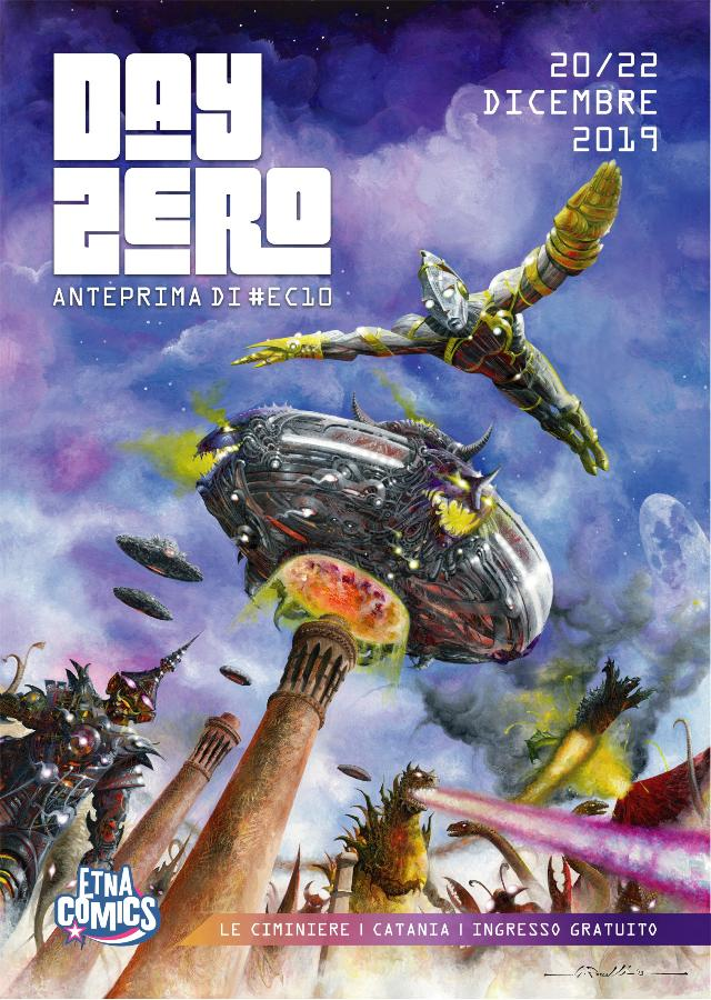 Day Zero - Etna Comics