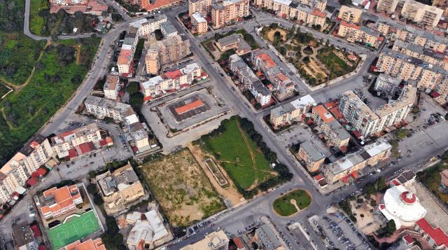 Quartiere CEP, Palermo