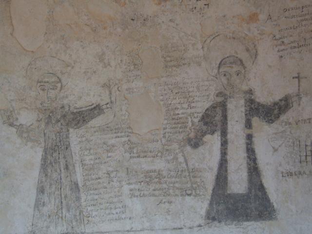 I graffiti delle celle di Palazzo Chiaramonte Steri di Palermo
