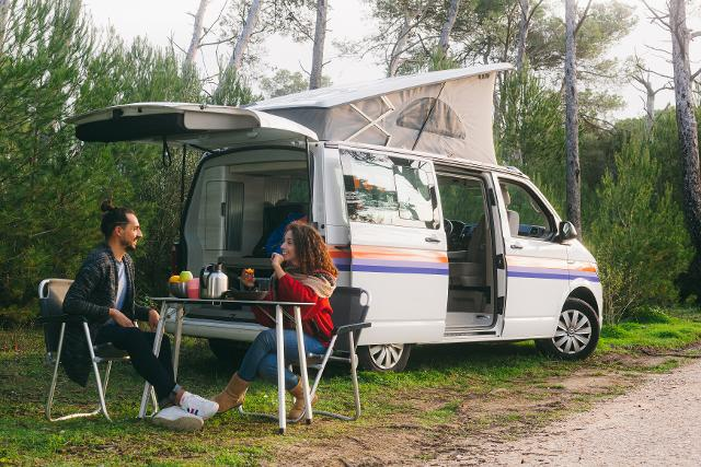 """""""California"""" Indie Campers"""