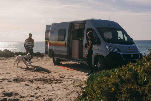 """""""Nomad"""" - Indie Campers"""