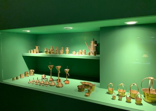 Laboratorio-Museo dedicato al mestiere del lattoniere a Chiaramonte Gulfi