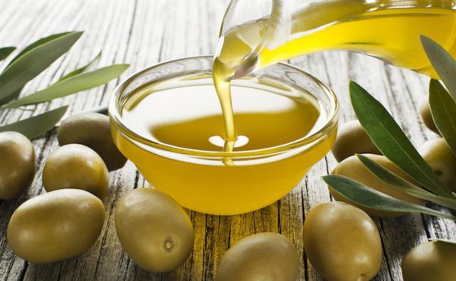 Olio d'oliva di Sicilia