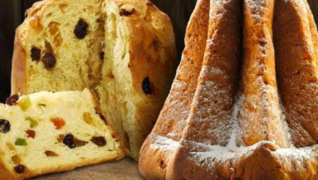 Panettone vs Pandoro: sono tantissimi i siciliani che, pur preferendo uno dei due, finiscono per consumarli (e amarli!) entrambi