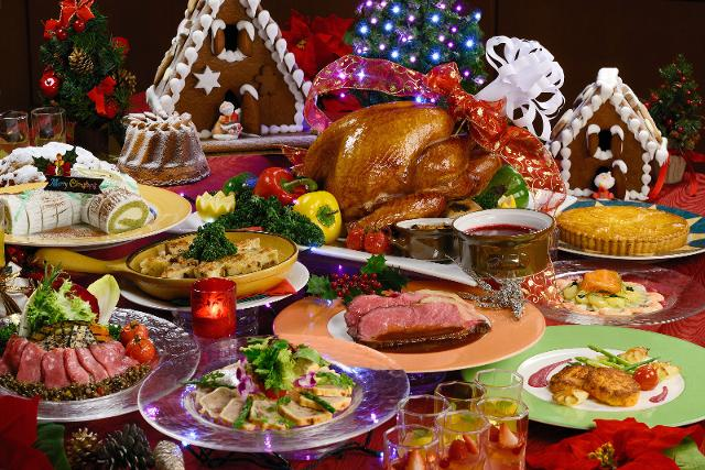 A dieta prima di Natale per affrontare le abbuffate senza sensi di colpa
