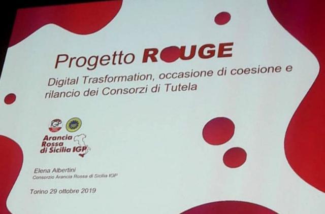 """Progetto R.O.U.G.E. """"Red Orange Upgrading Green Economy"""""""