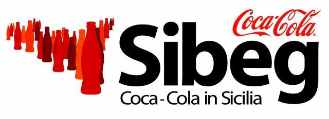 Sibeg Coca-Cola in Sicilia