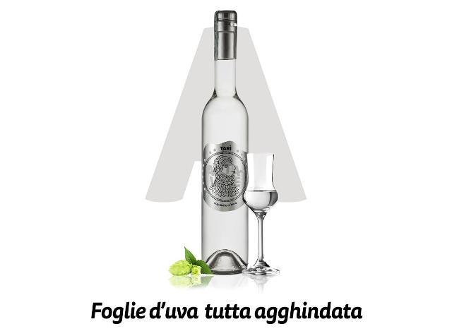 """Il distillato di birra """"Aquavitae"""" Tarì"""