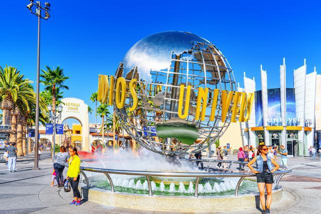 Per i ragazzi appassionati di cinema e telefilm le tappe più gettonate sono Los Angeles e la California. Gli Universal Studios sono una tappa imprescindibile