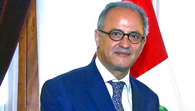 Youssef Balla, Ambasciatore del Marocco in Italia