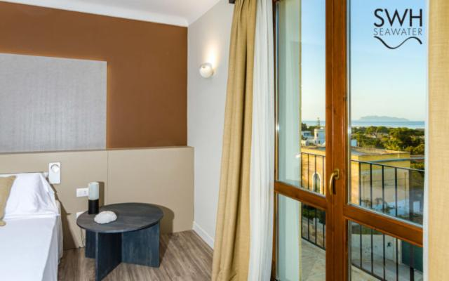 A Marsala apre il Seawater Hotel, un 4 stelle con vista sullo Stagnone