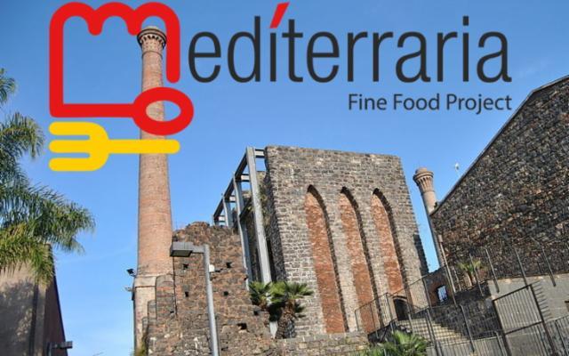 A Catania la prima edizione di ''Mediterraria - I percorsi del Gusto''