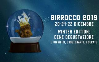 A Ragusa Ibla arriva Birrocco Winter Edition!