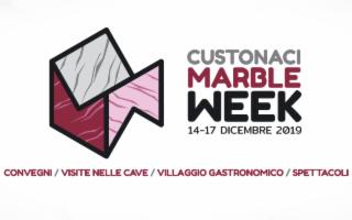 Custonaci Marble Week, quattro giorni dedicati al marmo