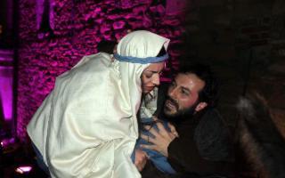 Da Nazareth a Betlemme - La Magia del Presepe Vivente di Gangi