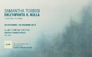 """""""Dell'infinito il nulla"""", personale di Samantha Torrisi"""