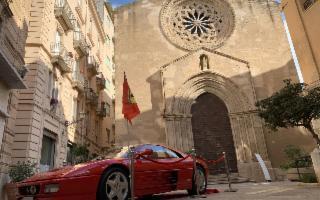 A Trapani due giorni tra le Ferrari!