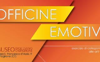 """Il format di divulgazione culturale """"Officine Emotive"""""""