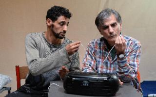 Mario e Saleh, di e con Saverio La Ruina