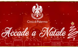 Accade a Natale - Il capoluogo siciliano in festa