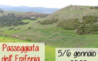 Passeggiata dell'Epifania e visita al Presepe Vivente di Monterosso Almo