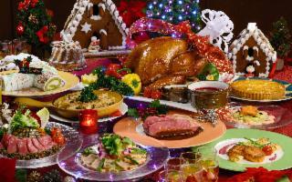 Per questo Natale a tavola si sono spesi 2,6 miliardi di euro
