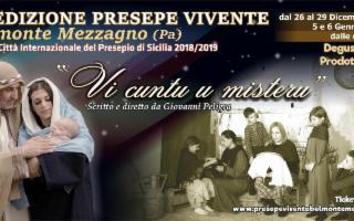 """Vi cunto u misteru"" - Presepe Vivente di Belmonte Mezzagno"