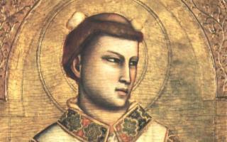 Sapete chi è Santo Stefano?