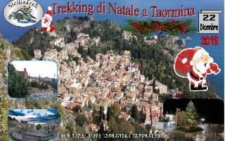 Natale a Taormina con Escursione al Sentiero dei Saraceni