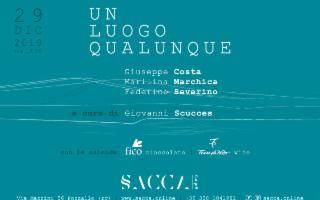 """""""Un luogo qualunque"""" di Giuseppe Costa, Marilina Marchica, Federico Severino"""