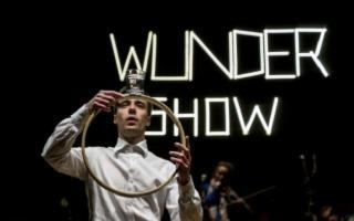 Spazio Naselli - La magia dell'arte circense in ''Wunder Show''