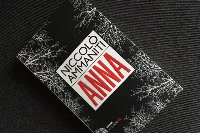 """Il romanzo di Niccolò Ammaniti """"Anna"""""""