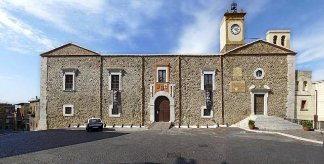 Castello Gallego, Sant'Agata di Militello