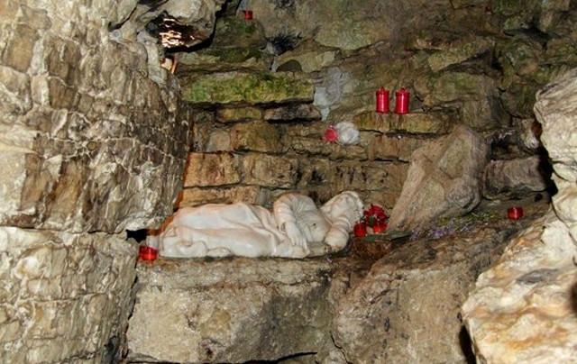Grotta a Santo Stefano Quisquina