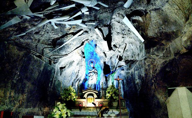 Grotta di Monte Pellegrino