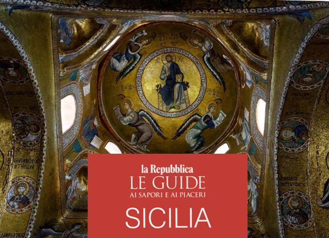 La nuova ''Guida ai Sapori e ai Piaceri della Sicilia''