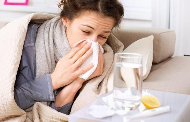 Il coronavirus e l'influenza colpiscono le basse vie respiratorie...