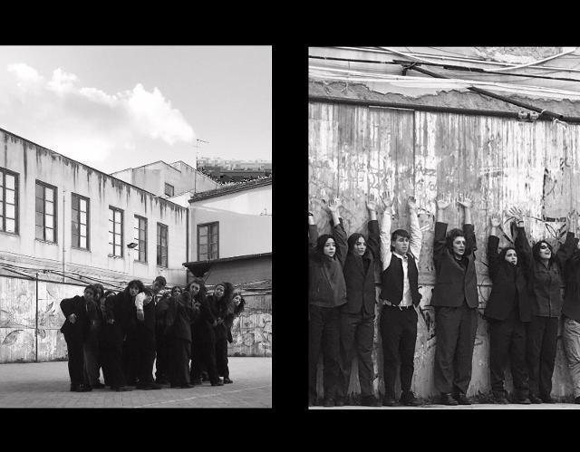 """""""Ricorda cosa ti hanno fatto in Auschwitz"""", progetto artistico dei ragazzi dell''istituto Regina Margherita di Palermo"""