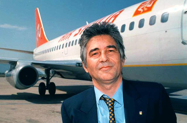 Luigi Crispino, ex patron di AirSicilia