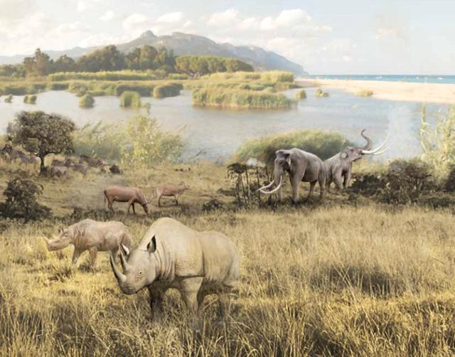 La Sicilia dei ''nani'' e dei ''giganti'', dalla paleontologia alla leggenda