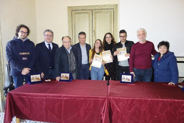 """La premiazione del concorso """"Il Borgo più bello d'Italia in uno scatto"""""""