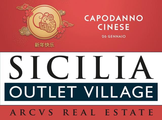 Sicilia Outlet Village festeggia il Capodanno Cinese 20202