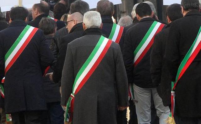 Marcia dei Sindaci Siciliani