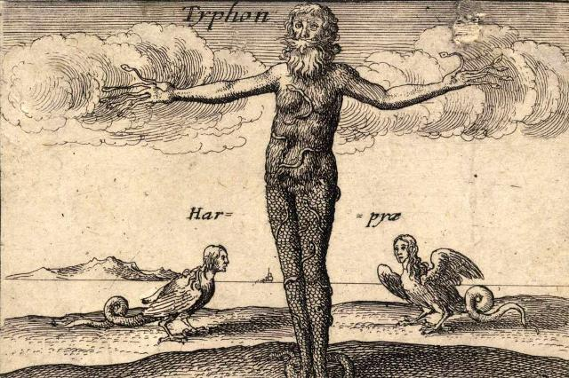 Tifeo, il gigante ribelle