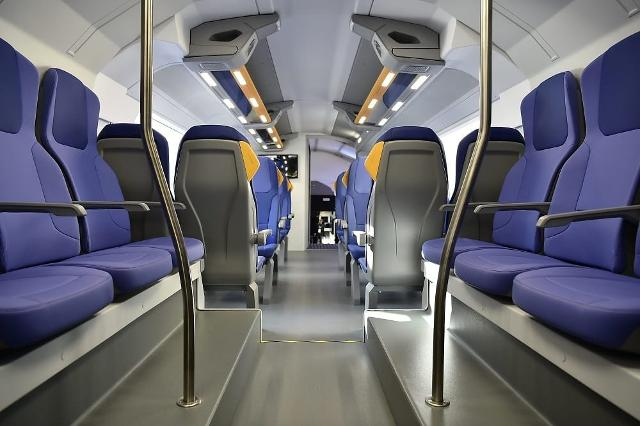 Interni Treno Pop Trenitalia
