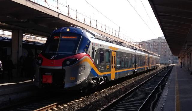 Treno Pop Trenitalia