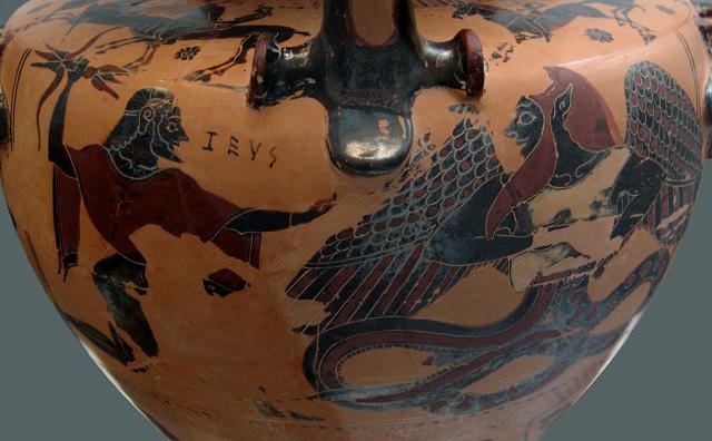 Conoscete la leggenda di Tifeo, il gigante che regge la Sicilia?