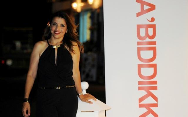A'Biddikkia all'International Couture Fashion Show