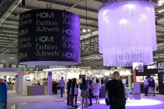 Si tiene a Palermo HOMI Fashion&Jewels...